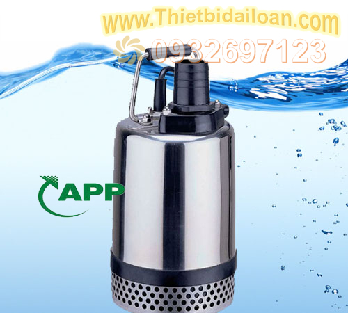 Bơm hóa chất SDP 400 - 1/2 hp
